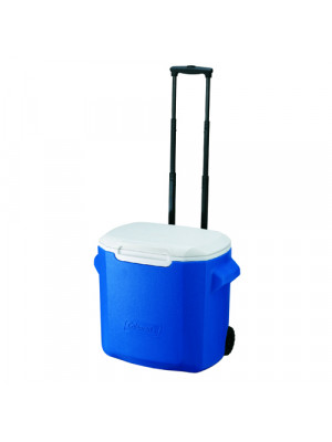 Coleman Esky Cooler 26L Wheeled Cooler Blue
