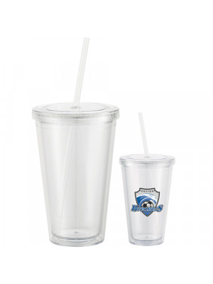 Double-Walled Active Acrylic Tumbler