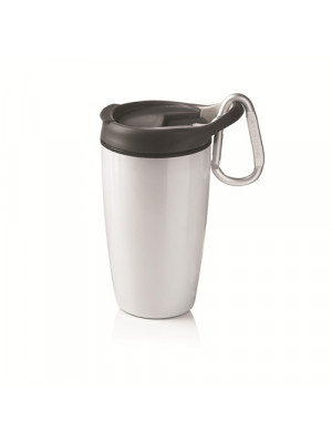 Nomad Thermal Mug - White