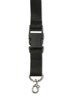 Polyester Lanyard With Safety Release Clip