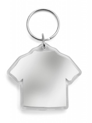 Plastic T-Shirt Shaped Key Holder