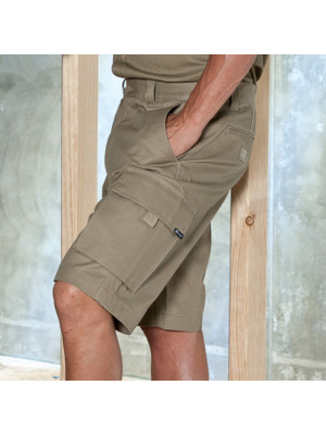 M/Rised Multi Pocket Short