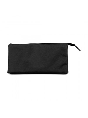 Zipped Polyester Pencil Case