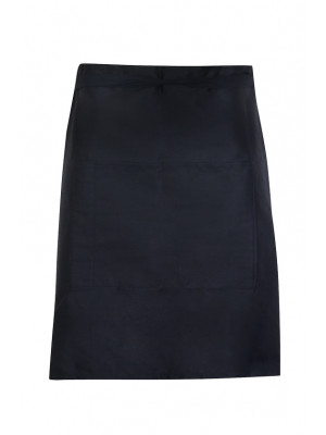 Short Waist Apron - 190 gsm Poly/cotton