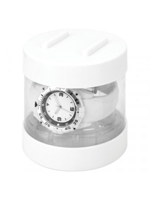 Transparent Plastic Watch Box