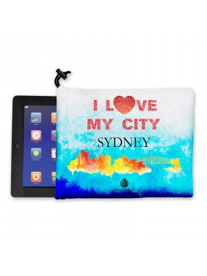Custom Superior Hi Microfibre Tablet Pouch