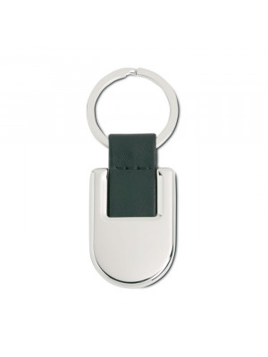 Key Ring With Pu Strap