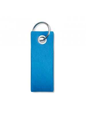 Colourful Felt Keyring