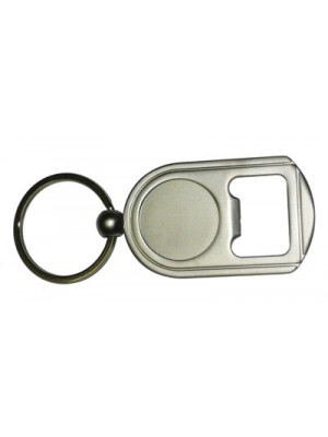 Stanford Metal Keyring With Bottle Opener