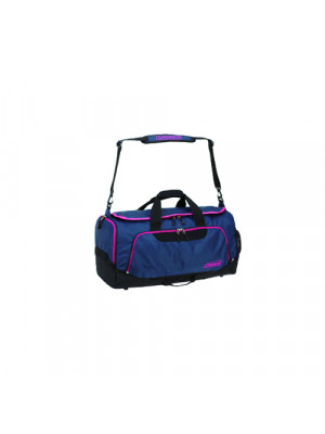 Coleman Boston Bag Small Navypink
