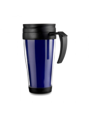 Drinking Mug With Plastic Interior