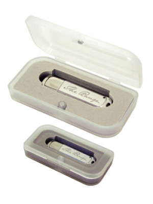 Plastic Usb Gift Box (Indent Only)