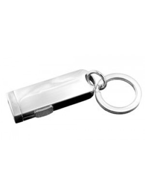 Silver Swivel Usb (Indent Only)