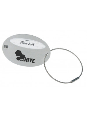 Triton Luggage Tag (Oval)