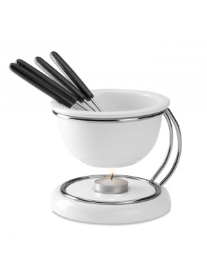 Fondue Set For 4 Guests