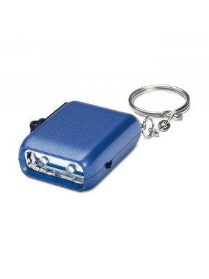 Dynamo Led Torch Key Ring