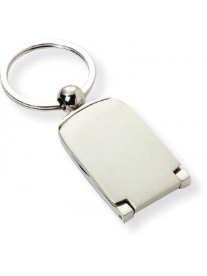 Nottingham Metal Keyring