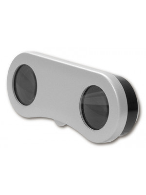 Plastic Pocket Binoculars With 2.5 x 3 Magnification