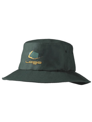 Poly Cotton Bucket Hat