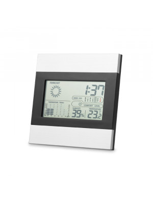 Weather Station + Clock