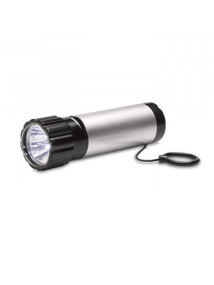 Led Torch With Dynamo Cord