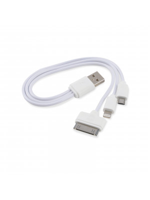 3 in 1 Combo USB Cable